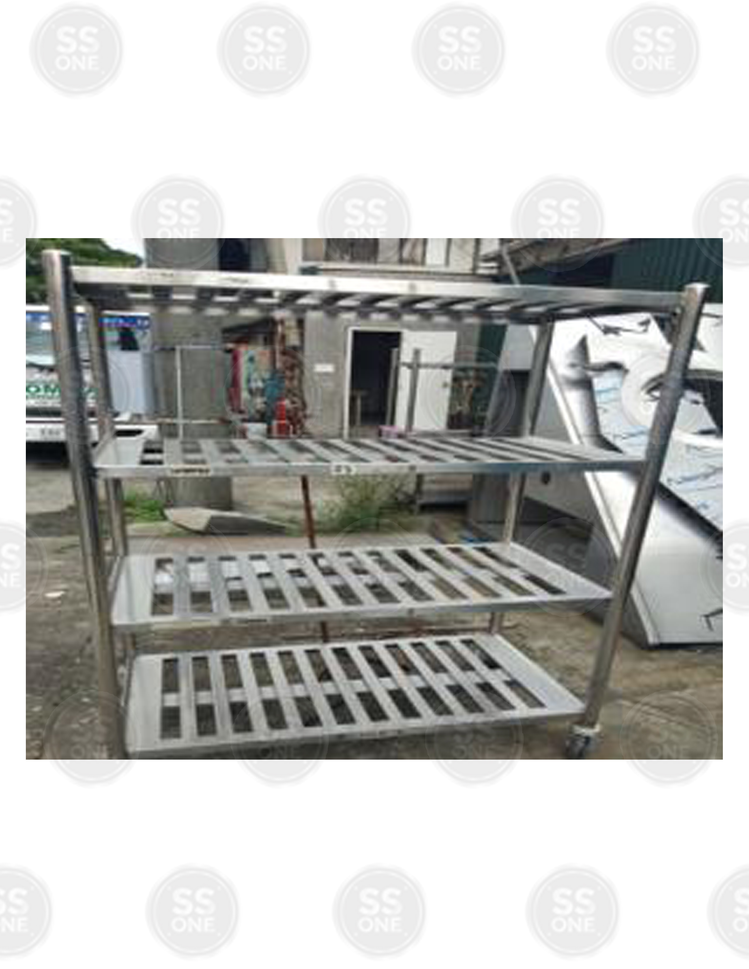 MOBILE COOLING RACK 18 LAYERS CAP